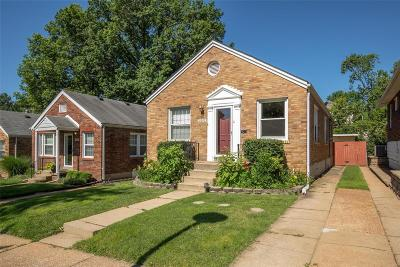 Single Family Home For Sale: 5017 Exeter Avenue