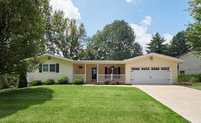 Lake St Louis Single Family Home For Sale: 1 Marne