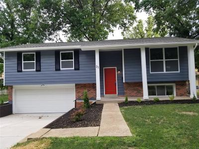 Florissant Single Family Home For Sale: 21 Gray Brooke