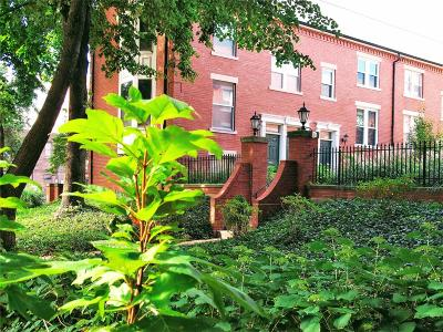 Central West End Condo/Townhouse For Sale: 4375 Laclede Avenue #E