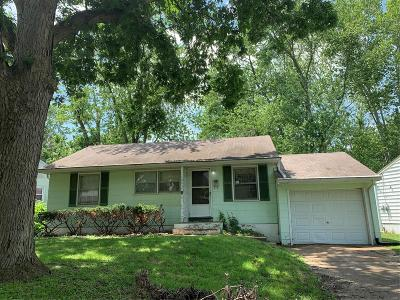 St Louis MO Single Family Home For Sale: $30,000