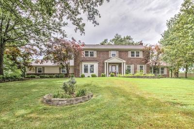 St Louis County Single Family Home For Sale: 11988 Sackston Ridge Drive