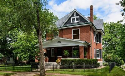 St Charles Single Family Home Active Under Contract: 302 North Sixth Street