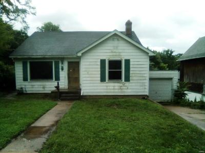 Collinsville Single Family Home For Sale: 914 High Street