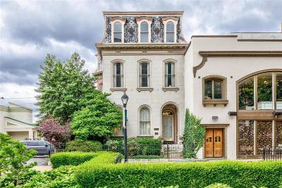 St Louis City County Single Family Home For Sale: 3534 Washington Avenue