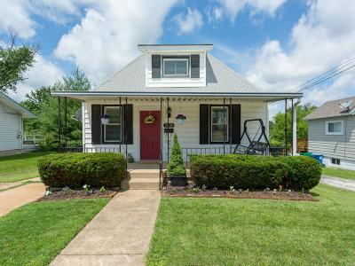 Single Family Home For Sale: 2535 Gerhard Avenue