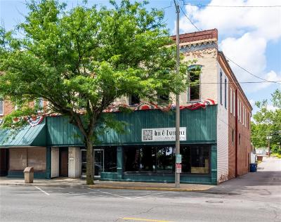 Commercial For Sale: 215 West College Avenue