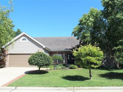 St Peters Single Family Home For Sale: 409 Scenic Drive