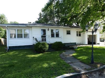 Pike County Single Family Home For Sale: 309 West Perry Street