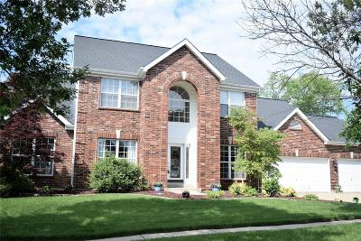 O'Fallon Single Family Home For Sale: 103 Timber Meadows Drive