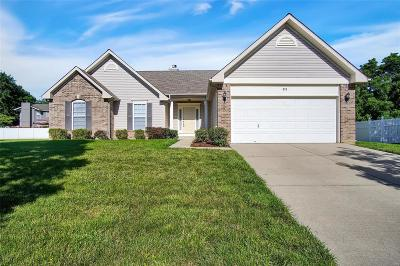 O'fallon Single Family Home For Sale: 935 Prairie Crossing
