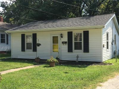 Edwardsville Single Family Home For Sale: 304 West Linden