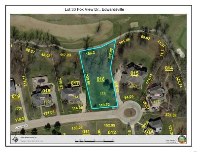 Edwardsville Residential Lots & Land For Sale: Fox View Drive