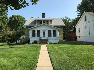 Webster Groves MO Single Family Home For Sale: $285,000