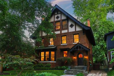 St Louis City County Single Family Home For Sale: 8 Aberdeen Place
