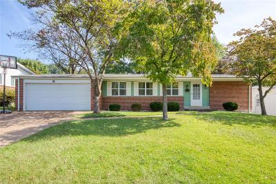 Florissant Single Family Home For Sale: 1640 Gallant Fox Drive