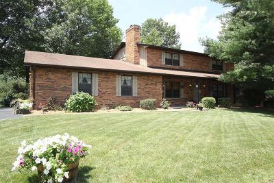 Belleville Single Family Home For Sale: 429 John Henry Road