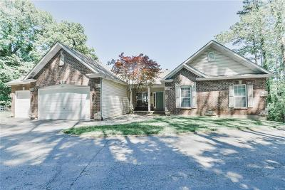 Single Family Home Active Under Contract: 1415 Romaine Creek