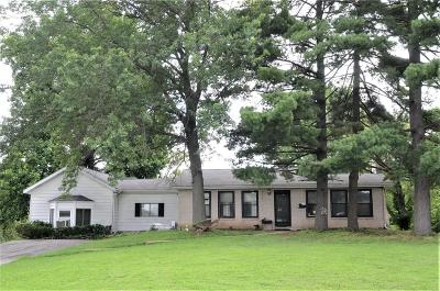 Single Family Home For Sale: 1844 East Branch Road