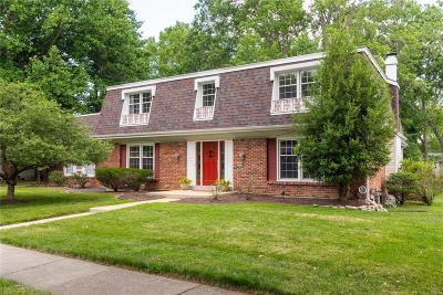 St Louis County Single Family Home For Sale: 12651 Tallow Hill Ln