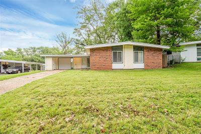 Florissant Single Family Home For Sale: 340 Holiday Hill Drive