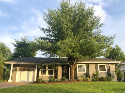 Florissant Single Family Home For Sale: 4368 Varano Drive