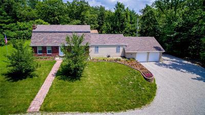Marthasville Single Family Home For Sale: 4088 Highway T
