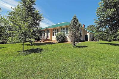 Farmington Single Family Home For Sale: 1721 Wesley Chapel Road