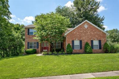 O'fallon Single Family Home For Sale: 825 Wildwood