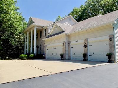Single Family Home For Sale: 556 Eagles Nest Court