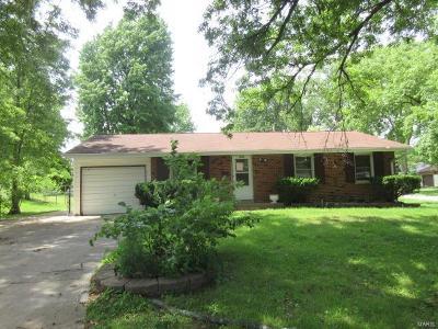 Hazelwood Single Family Home For Sale: 7215 Gerardini Drive