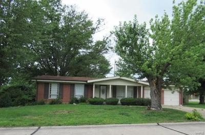 Florissant Single Family Home For Sale: 14175 Sunland Drive
