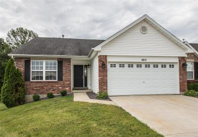 Wentzville Single Family Home For Sale: 4810 Misty Wood