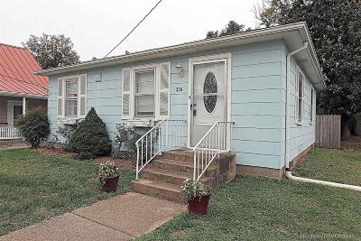 Ste Genevieve Single Family Home For Sale: 256 Market