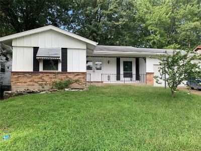 Florissant Single Family Home For Sale: 4463 Miletus Dr.