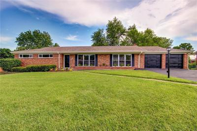 Single Family Home For Sale: 9424 Harvest Court