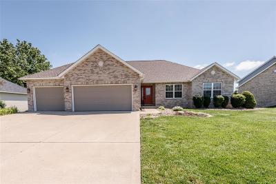Maryville Single Family Home For Sale: 15 Fieldcrest Drive