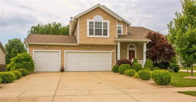 Collinsville Single Family Home Active Under Contract: 100 Evergreen Court