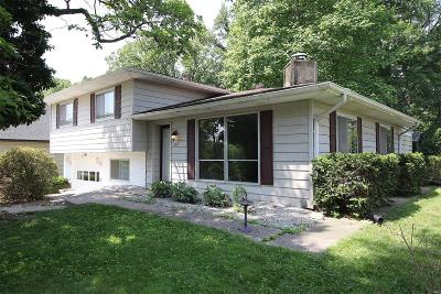 Edwardsville Single Family Home Active Under Contract: 307 Barnett Drive