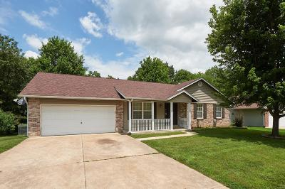 Troy Single Family Home Active Under Contract: 2423 Oak Forest Drive