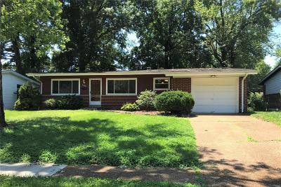 Single Family Home For Sale: 2400 Palomino