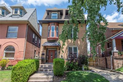 St Louis City County Single Family Home For Sale: 3963 Russell Boulevard
