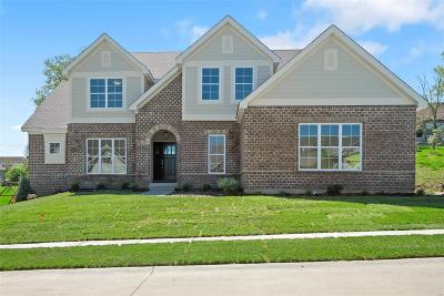 Dardenne Prairie, Defiance, Lake St Louis, O'fallon, St Charles, Wentzville, Chesterfield, Wildwood Single Family Home For Sale: 14758 Schoettler Grove Court
