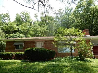 Glen Carbon Single Family Home For Sale: 3518 State Route 157 South