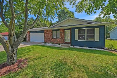 Highland Single Family Home For Sale: 2815 Orchid Court