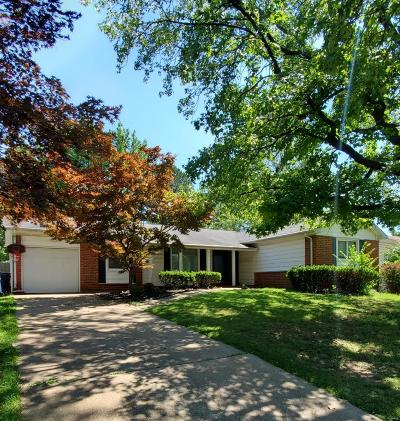 Florissant Single Family Home For Sale: 2440 Wedgwood Drive