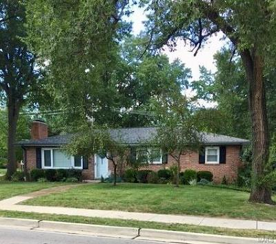 Brentwood Single Family Home For Sale: 9233 Litzsinger Road