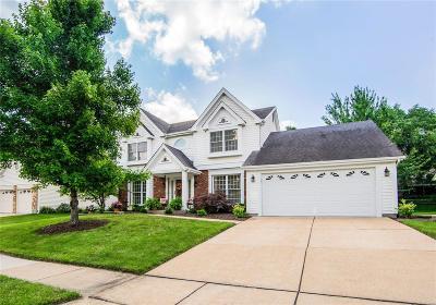 St Charles Single Family Home For Sale: 3042 Apple Blossom Lane