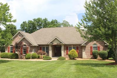 Franklin County Single Family Home For Sale: 954 Prairie View Court