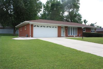 Belleville Single Family Home For Sale: 408 Blue Ridge Drive
